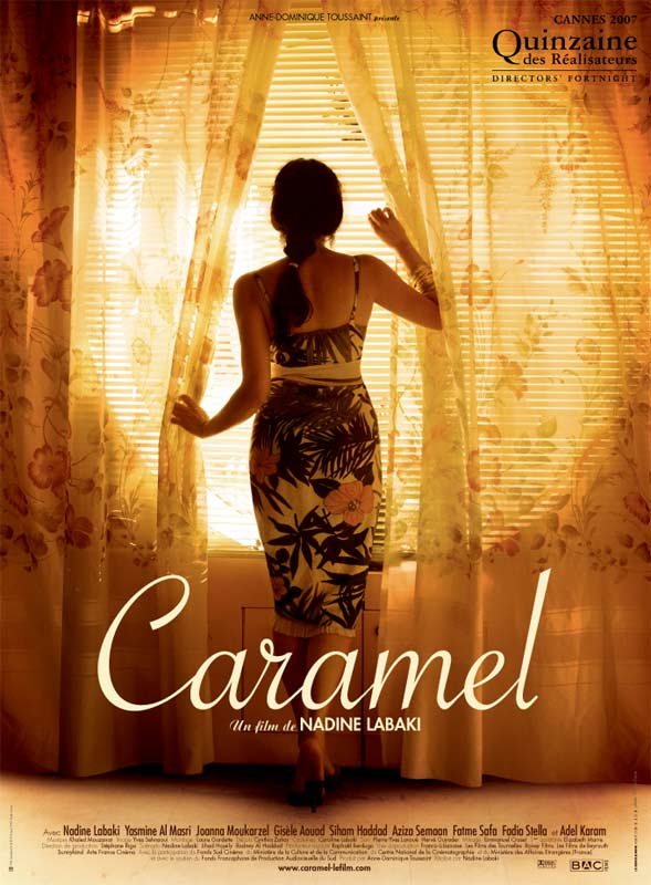 Affiche du film Caramel, 2007