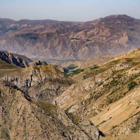 Alamut, la forteresse des Assassins en Iran