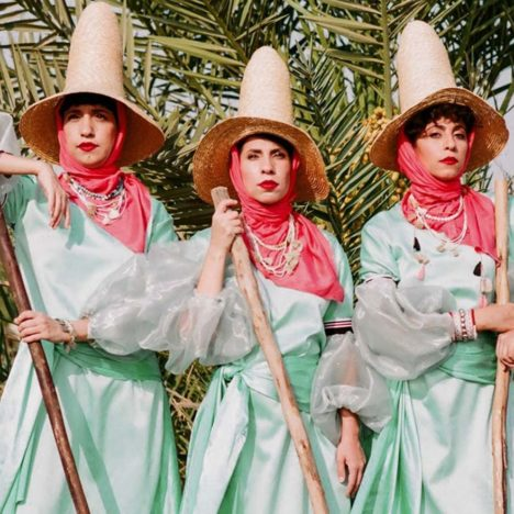 "Feurat Alani's ""The Perfume of Iraq"""